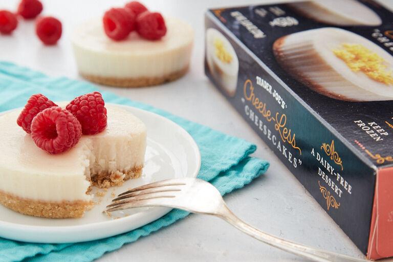 Mini Dairy-Free Cheesecakes