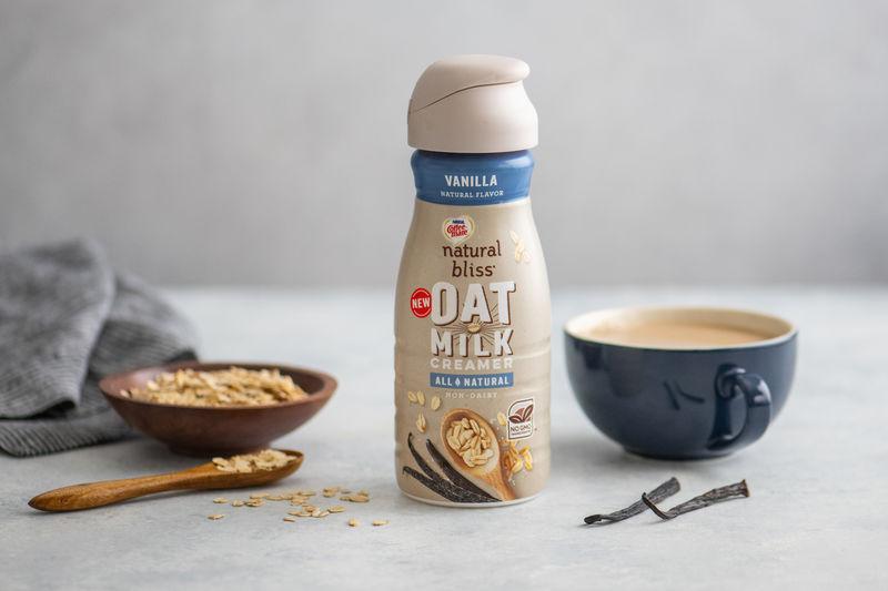 Oat Milk Coffee Creamers
