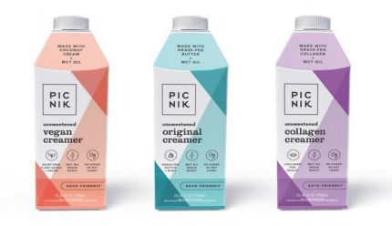 Functional Dairy-Free Creamers