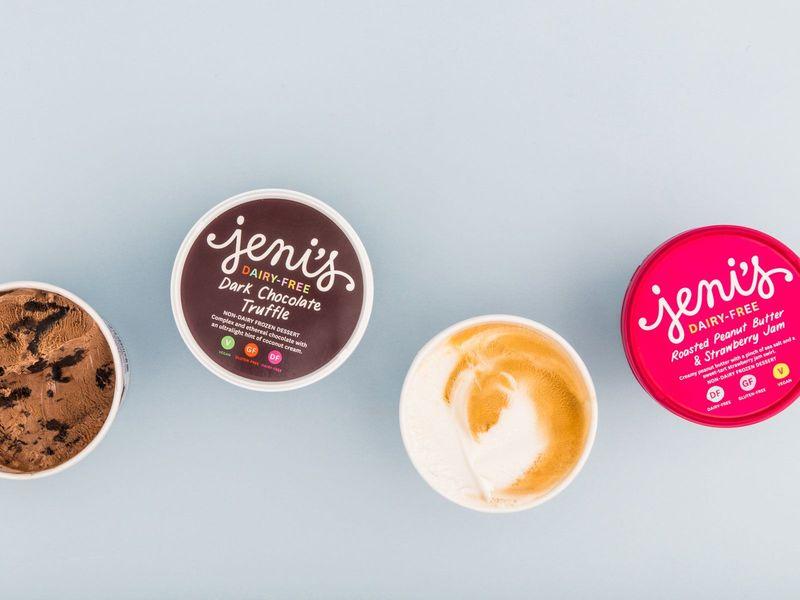 Dairy-Free Coconut Cream Desserts