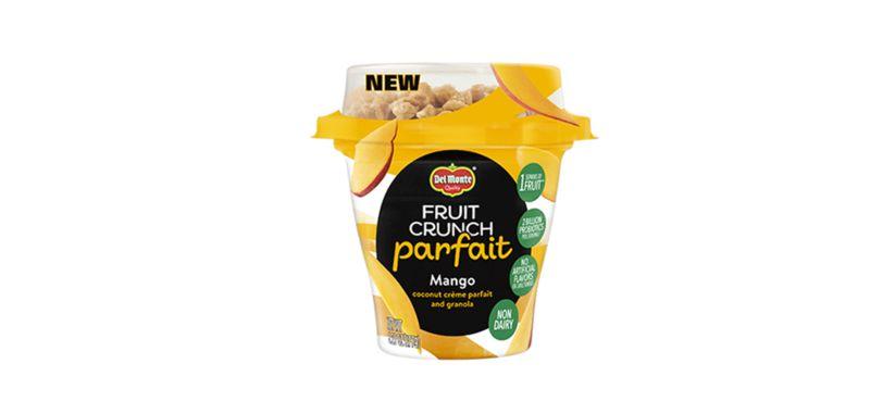 Crunchy Dairy-Free Parfaits