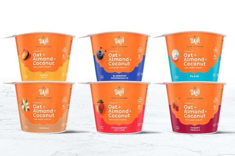 Blended Yogurt Alternatives