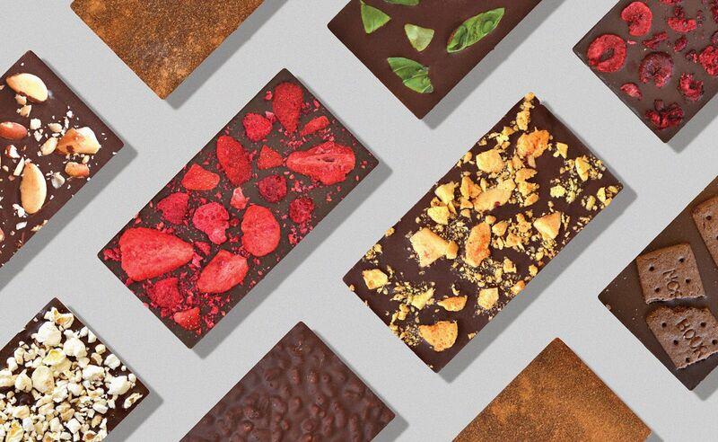 Indulgent Vegan Chocolate Bars