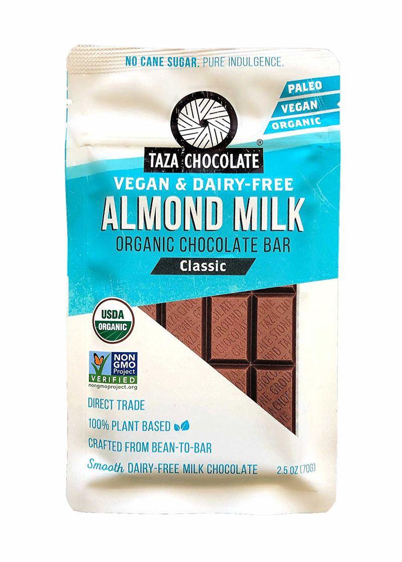Almond Milk Chocolate Bars