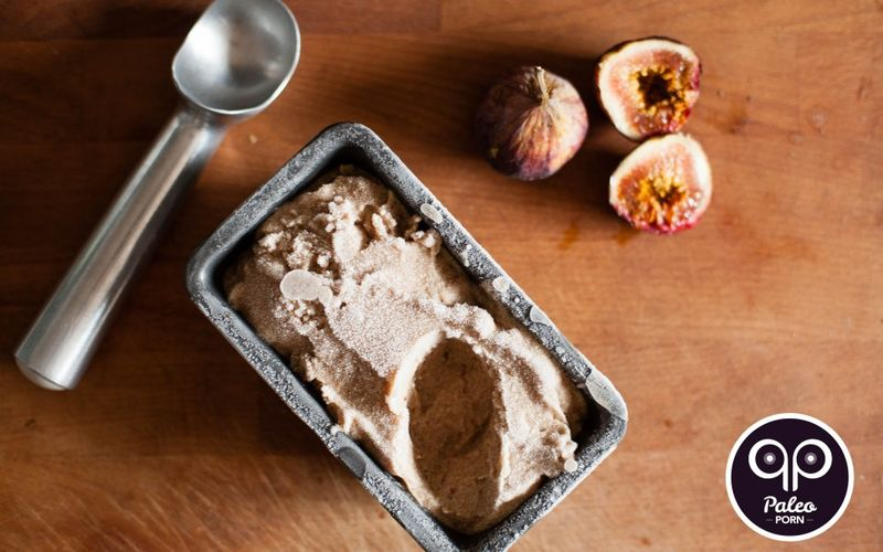 Fruity Paleo Ice Creams