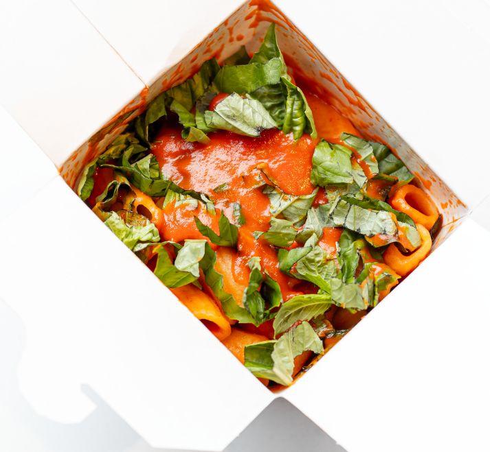Fast Fresh-Made Pasta Restaurants