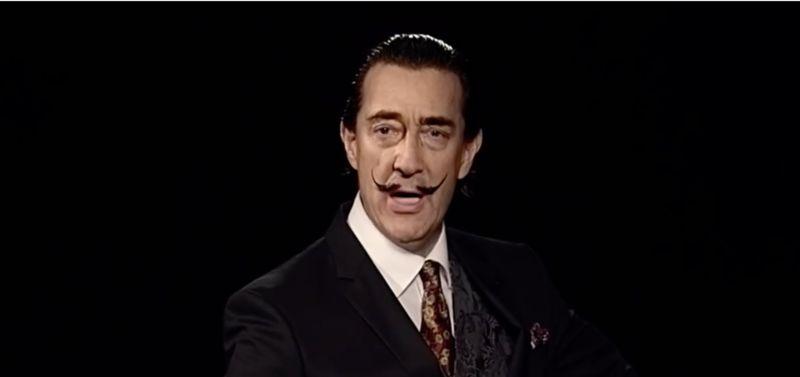 Deepfake Dalí Video Experience