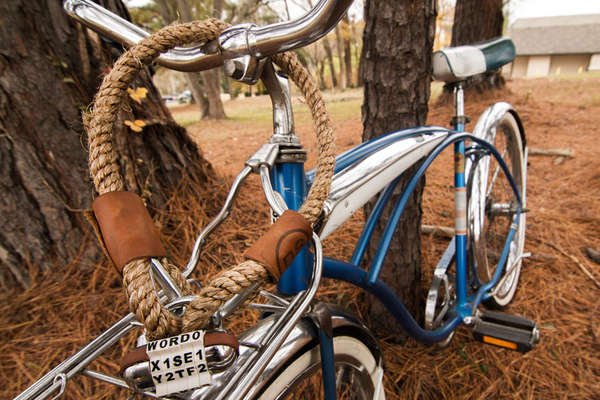 Naturalistic Bike Accessories