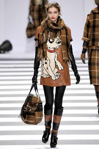 Dalmation Strutting Fashions