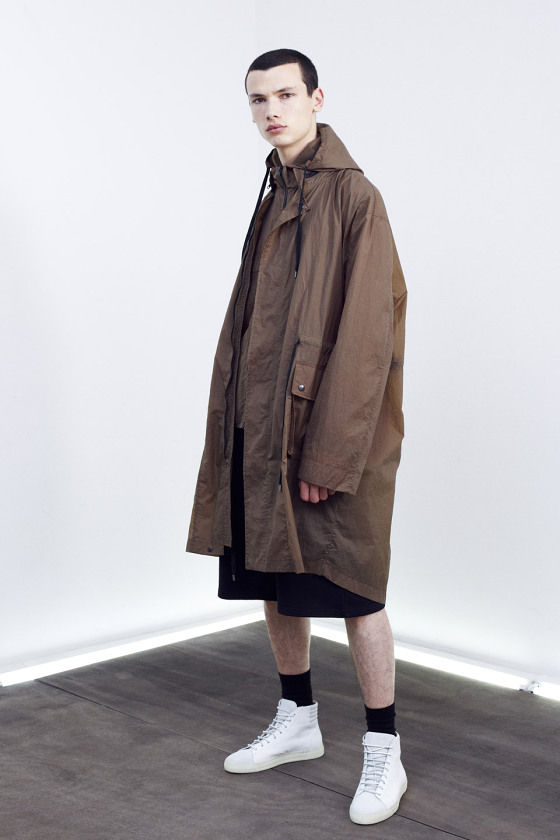 Artistically Sculptural Menswear