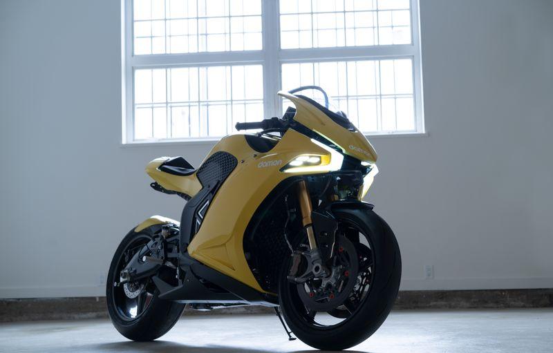 Hazard-Detecting Electric Bike Designs