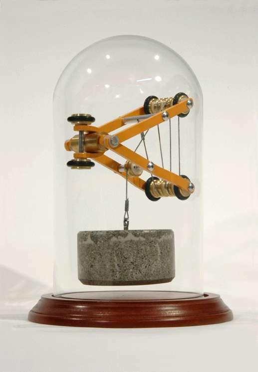 Mechanical Art Installations