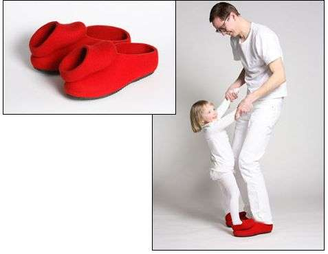 Daddy Dance Shoes