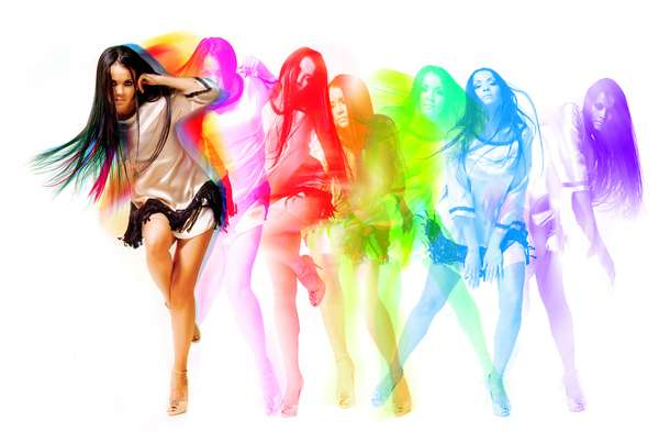Color-Burst Dancetography