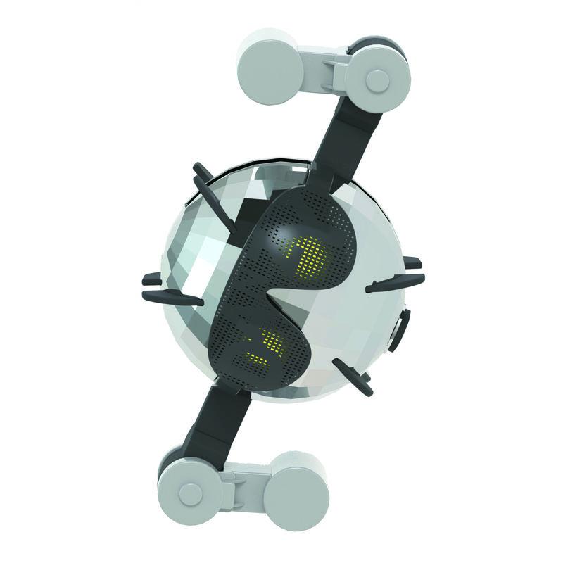 Programmable Dancing Robots