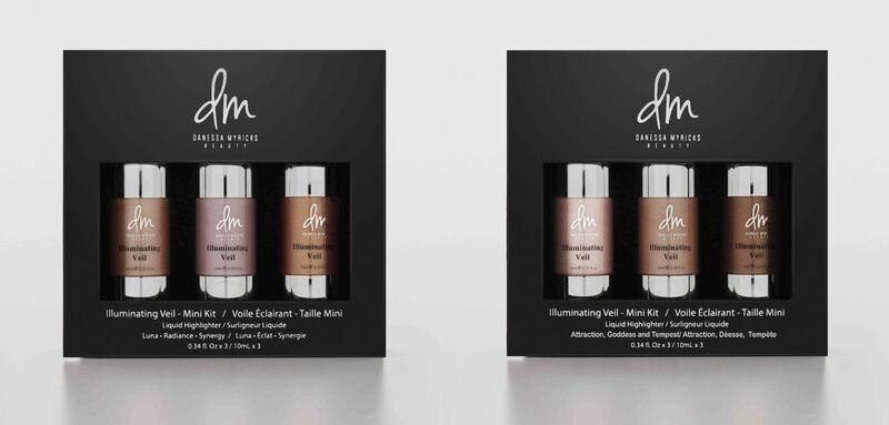 Holiday-Inspired Makeup Kits