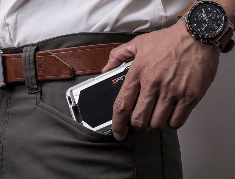 Durable Open-Style Wallets