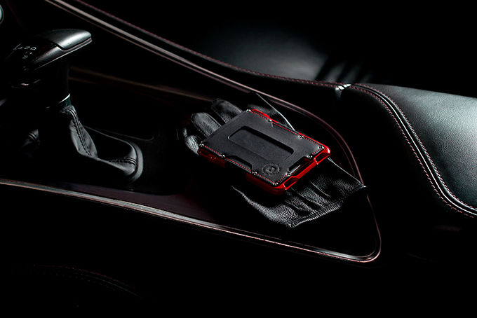 Supercar-Inspired Wallets