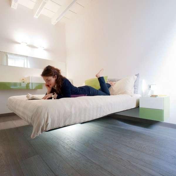 Mysteriously Floating Furniture : Daniele Lago