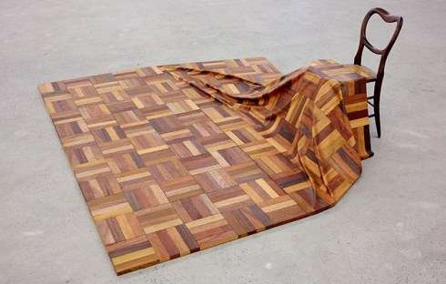 Carved Carpet Installations