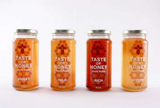Harmonious Honey Branding