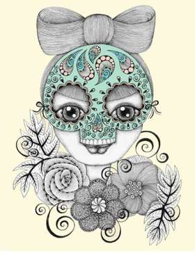 Doe-Eyed Doll Illustrations