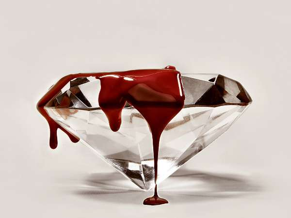 Blood Diamond Photography