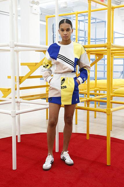 Lightweight Archival Sportswear