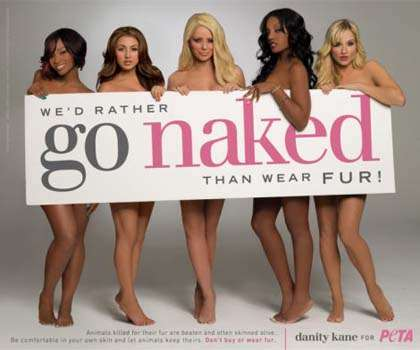 Bare Bodies For Animal Activism