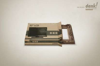 Ill-Fitting Packaging Ads