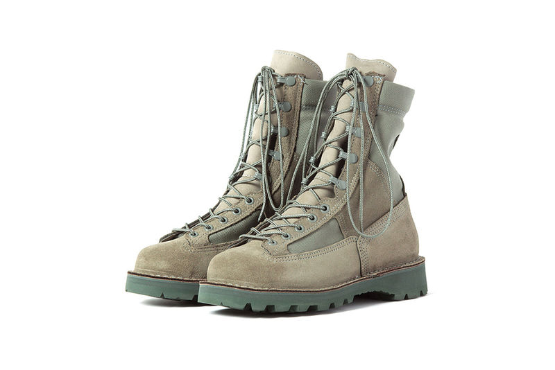Air Force-Approved Boots