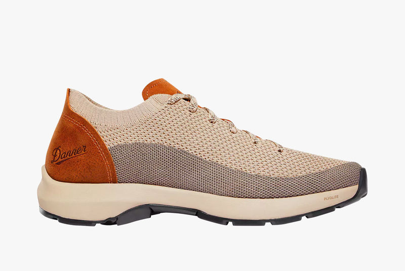 3D-Knit Hiking Sneakers