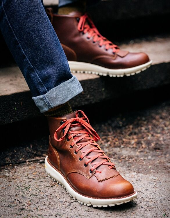 Rustic Heritage-Honoring Boots