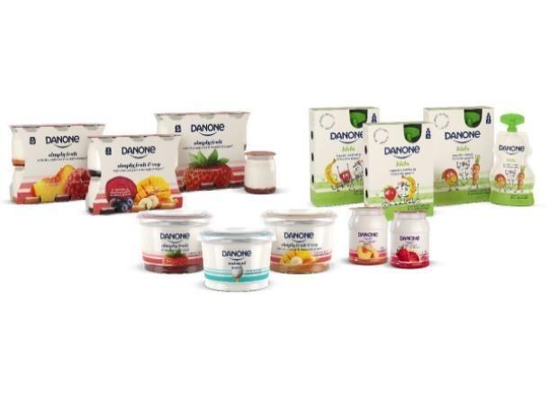 Family-Focused Yogurt Ranges