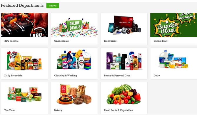 Online Grocery Shopping Platforms