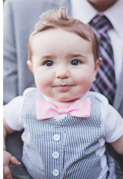 Dapper Baby Onesies