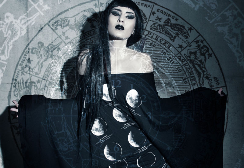 Lunar Occult Lookbooks