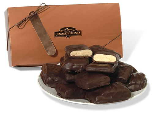 Dark Chocolate Seafoam Snacks