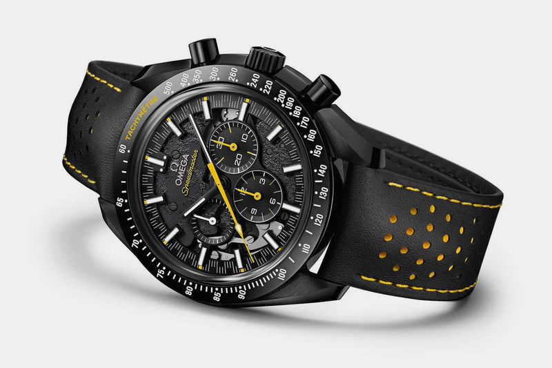 Moon-Inspired Skeletonized Timepieces