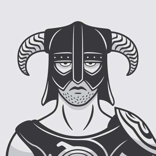 Viking Social Profile Pics