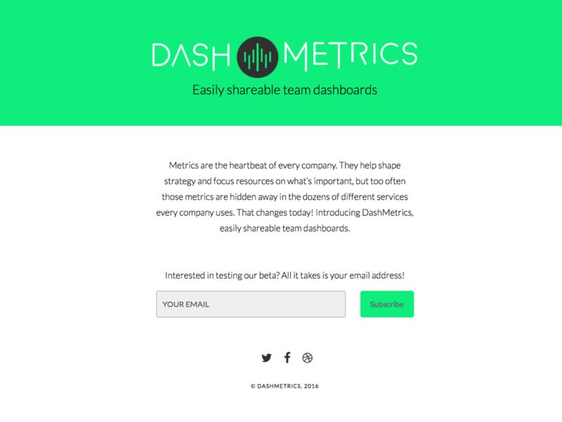Team Metric Platforms