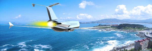 Super Sleek Executive Jets