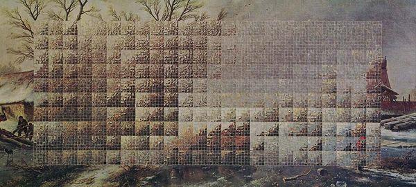 Perfectly Pixelated Art