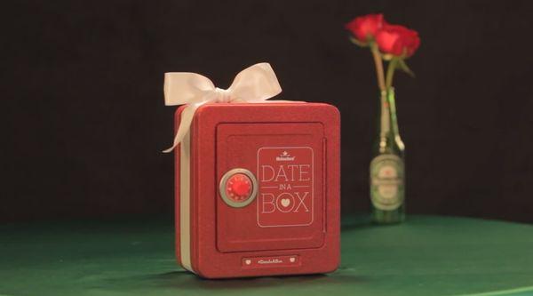Romantic Lock Box Contests