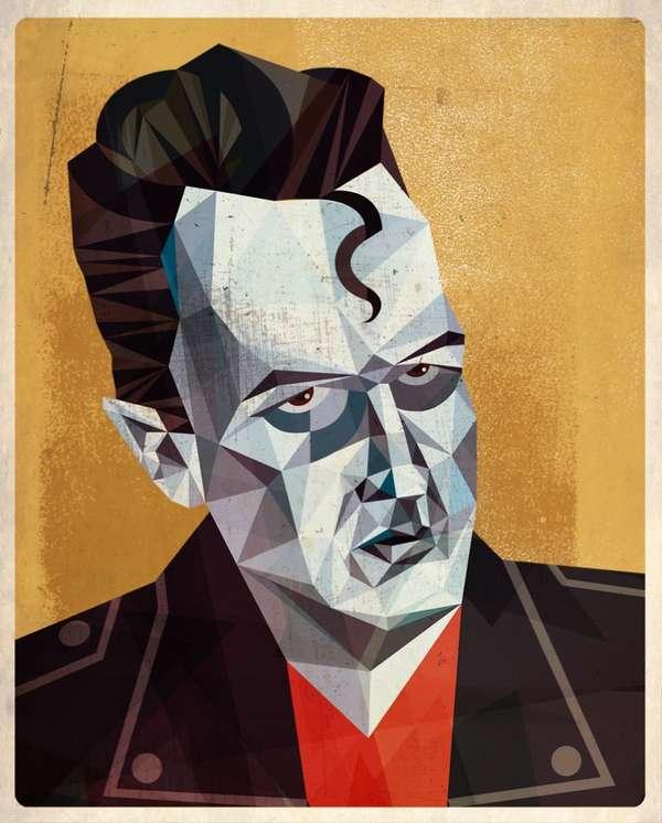 Contemporary Cubist Portraits