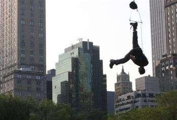 Illusionists Stunts