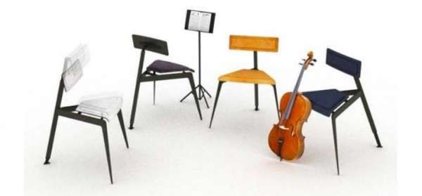 Healthy Orchestra Seating