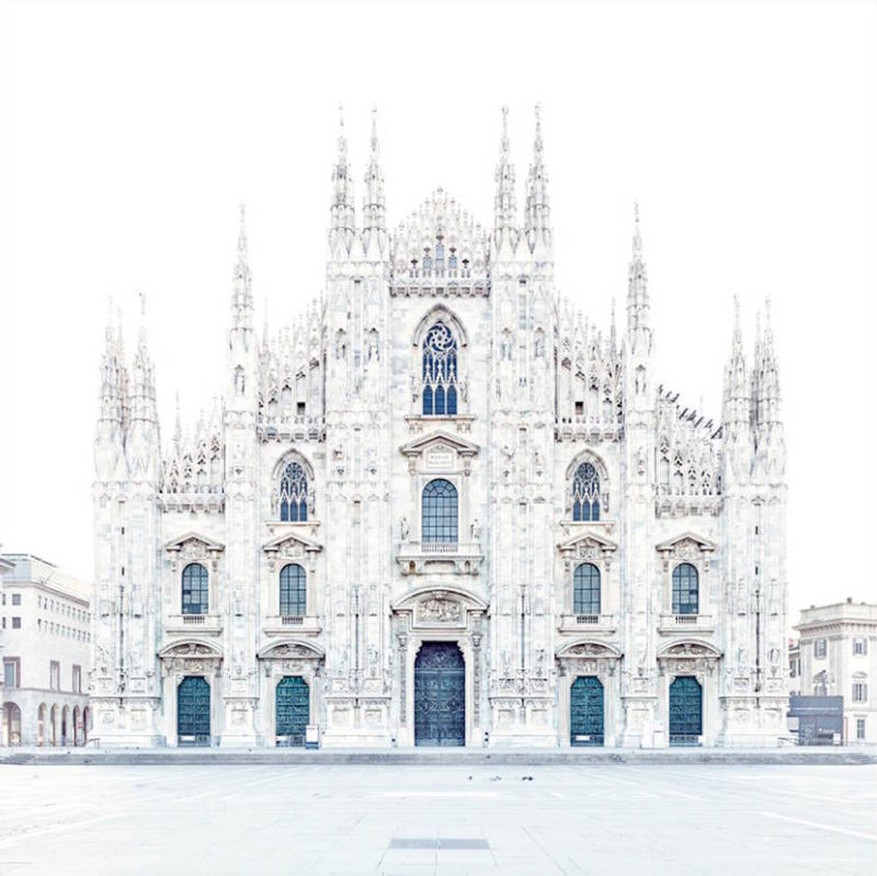 Immaculate Italian Architecture Photography