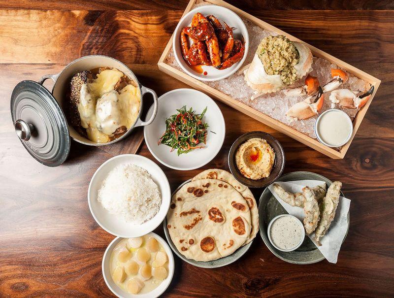 Score Showcase Restaurant Menu