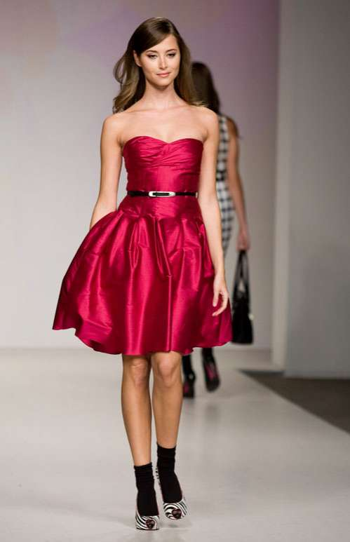 Flirty Fuchsia Fashion